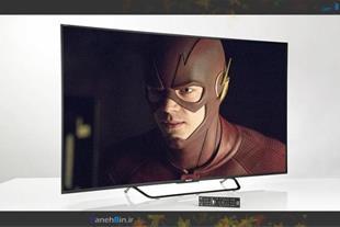 تلویزیون ال ای دی 4K سه بعدی سونی SONY 65X8505C