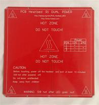 فروش بستر گرم پرینترهای سه بعدی PCB Heat Bed - 1