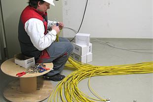 خدمات نصب و راه اندازی شبکه