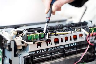 تعمیرات انواع دستگاه کپی - پرینتر - فکس