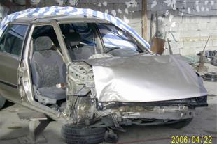 خریدار اتومبیل تصادفی