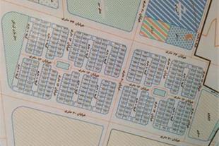 فروش یا معاوضه زمین 180 متری