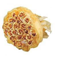 فروش انواع گل روکش طلا