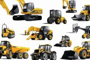 گودبرداری،خاکبرداری، خاکریزی، تخریب با ماشین آلات