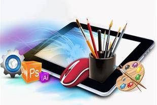 طراحی گرافیکی سایت فروشگاهی