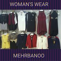 فروش جدید ترین مدلهای لباس ترک و ایرانی زنانه