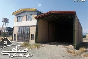 زمین مناسب ساخت کارگاه در شهرک صنعتی صفادشت کد799