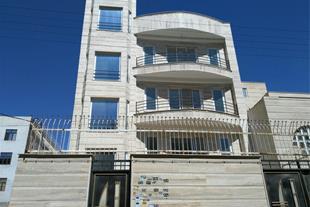 فروش آپارتمان 3 طبقه 3 واحد نوساز یکجا یا تک واحدی
