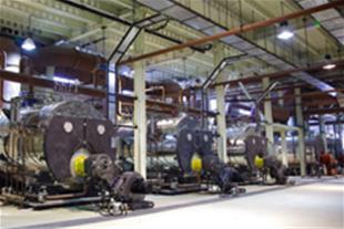 تعمیرات و نگهداری تاسیسات  موتورخانه مرکزی