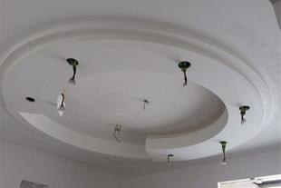انجام گچ وخاک سفید کاری نور مخفی ساختمان