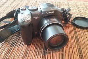 دوربین عکاسی canon مدل s3is