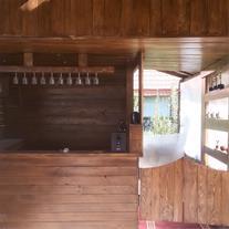 دکوراسیون داخلی و خارجی چوبی ، معماری داخلی