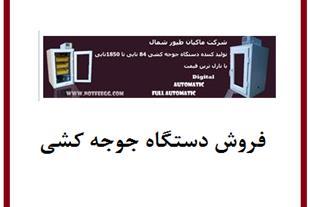 فروش دستگاه جوجه کشی فول اتومات ( مانیتورینگ )