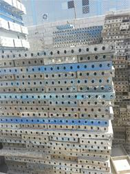 خرید و فروش قالب فلزی بتن  علیخانی در اصفهان - 1