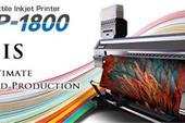 دستگاه چاپ پارچه دیجیتال عرض 190 سانتیمتر