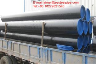 ASTM A106/A53 Gr B Cold rolled Seamless steel pipe