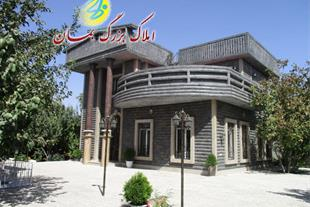 فروش 2200 متر باغ ویلا سنددار در شهریار
