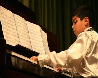 آموزش موسیقی - آموزش چنگ - آموزش سنتور - 1