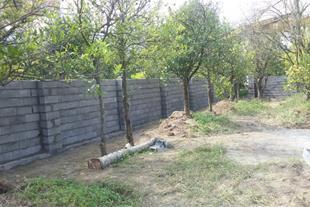 قطعه زمین فروشی به مساحت 250متر واقع در چالوس زوات