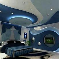 طراحی و اجرای انواع سقف های کاذب