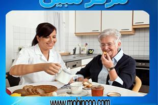 نگهداری سالمند در منزل - پرستار در منزل