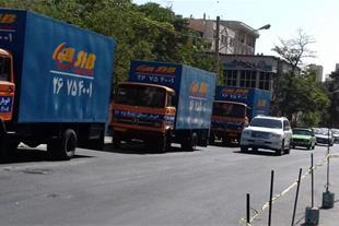 اتوبار شمال حمل و بسته بندی کالا - باربری در تهران