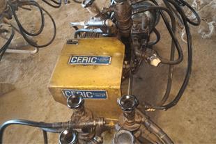 فروش خط کامل سوخت پاش با سوخت گازوئیل و مازوت