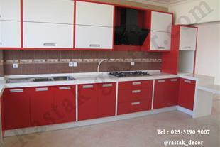 ساخت انواع کابینت آشپزخانه در قم
