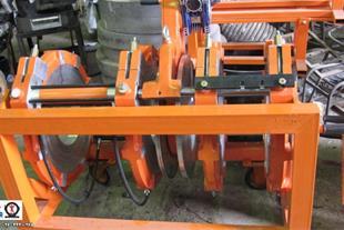 تولید کننده لوله و اتصالات و دستگاه جوش  پلی اتیلن