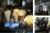 دستگاه های اتوماتیک نان بستنی شیرین