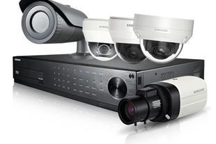 نصب دوربین مدار بسته و سیستمهای حفاظتی