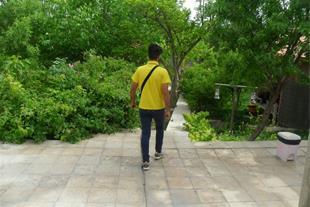 باغ ویلای باباعلی نیاسر