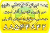 بیمه خودرو ایران، بیمه بدنه ایران، بیمه باربری