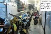 نمایندگی موتور سیکلت استاندارد استان مرکزی احمد