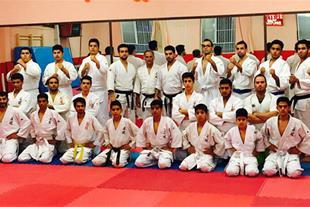 کلاس دفاع شخصی اصفهان 1