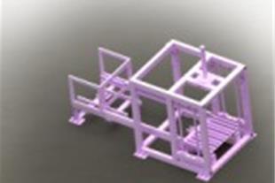 ماشین الات ساختمانی بلوک زن - ساخت