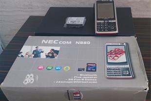 موبایل  NEC  کره ای دست دوم