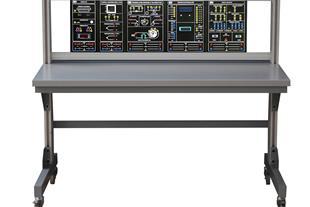 سیستم آموزشی اندازه گیری و کنترل فرایند دما