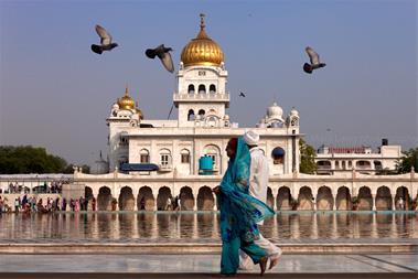 تور هند - تور هند دهلی آگرا جیپور زمستان 97 - 1
