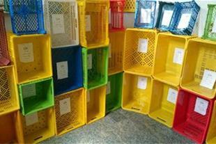 شایان اعتماد تولید کننده سبد و جعبه های پلاستیکی
