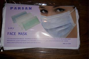 فروش عمده ماسک سه لایه ، ماسک یکبار مصرف