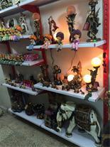 تولید و پخش مجسمه ، تابلو ، آبنما و صنایع دستی