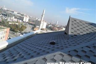 پوشش سقف شیبدار شینگل BTM