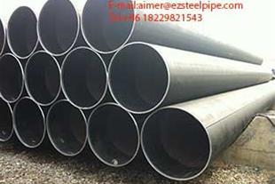 Welded Steel PilingPipe