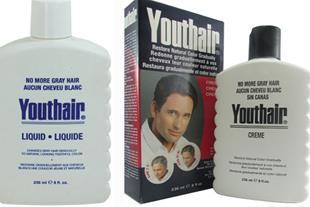 شامپو رفع سفیدی موی سر یوتر
