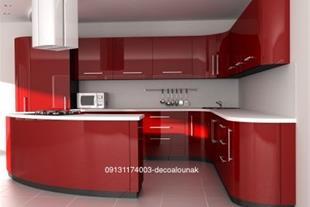 ساخت و اجرای مدرن ترین طرح های کابینت آشپزخانه
