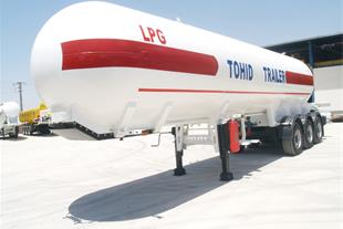 TWO Axel Tanker Trailer