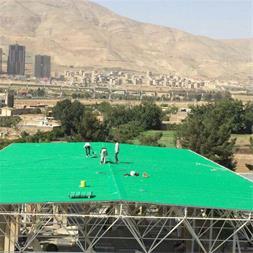 نصب ساندویچ پانل - استان تهران - ورق پلی استایرن فشرده