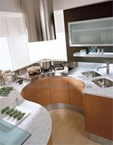 طراحی و اجرای مدرن ترین طرح های کابینت آشپزخانه