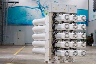 نسل جدید آب شیرین کن های صنعتی، نیمه صنعتی و خانگی - 1